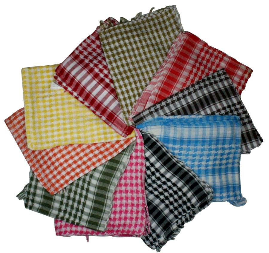keffieh echarpe foulard palestinien cheche arafat 10 couleurs ebay. Black Bedroom Furniture Sets. Home Design Ideas